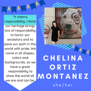 Hispanic Heritage Month Member Spotlight #2 hispanic heritage
