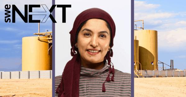 Petroleum Engineer Spotlight: Hala Hashmi