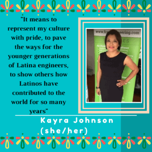 Hispanic Heritage Month Spotlight #4 Heritage