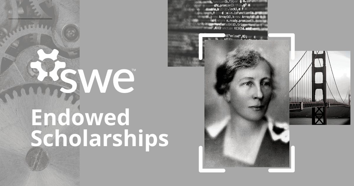 Featured image for SWE Endowed Scholarships: Lillian Moller Gilbreth Memorial