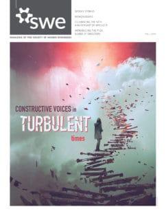 SWE Magazine Honored in FOLIO Awards Competition FOLIO