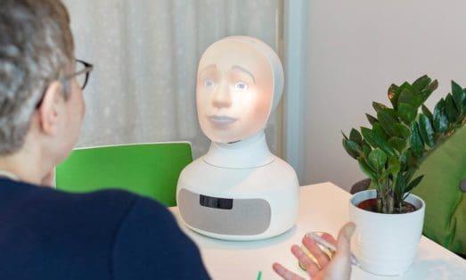 Robot Recruiters: Toward Unbiased Interviews robot