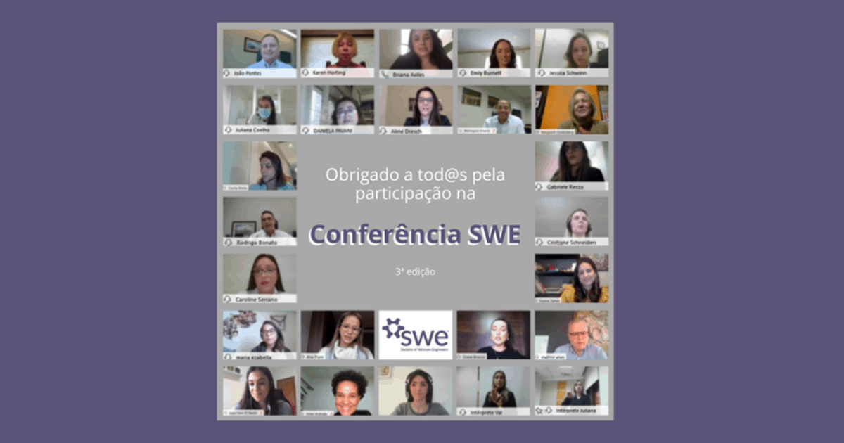 Featured image for 3rd Annual SWE Event in Brazil