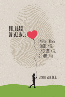 Jayshree Seth Heart of Science book cover