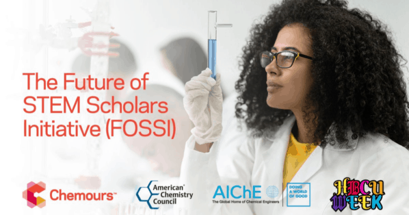 Chemical Engineering Industry Announces Collaborative De&i Stem Scholars Initiative