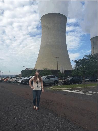 Jocelynn, Nuclear Engineer