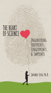 The Heart of Science book cover