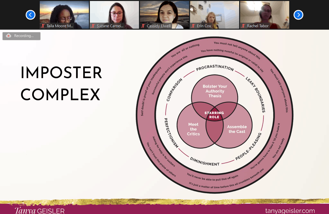 Imposter Complex PPT