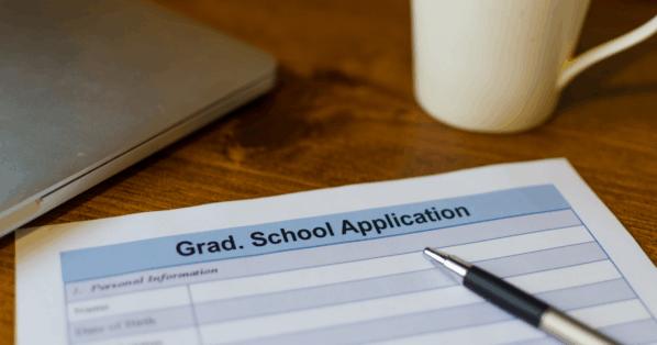 graduate school application