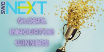 Announcing SWENext Global Innovator Awards from WE20 Global Innovator Award