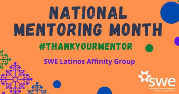 Celebrating National Mentoring Month!