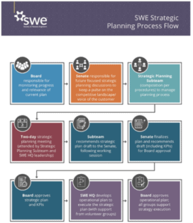 Swe Senate Series: Get To Know The Strategic Planning Sub-team