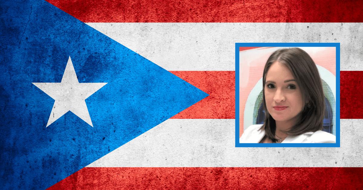 eileen velez vega puerto rico flag
