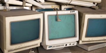 old computers and technology