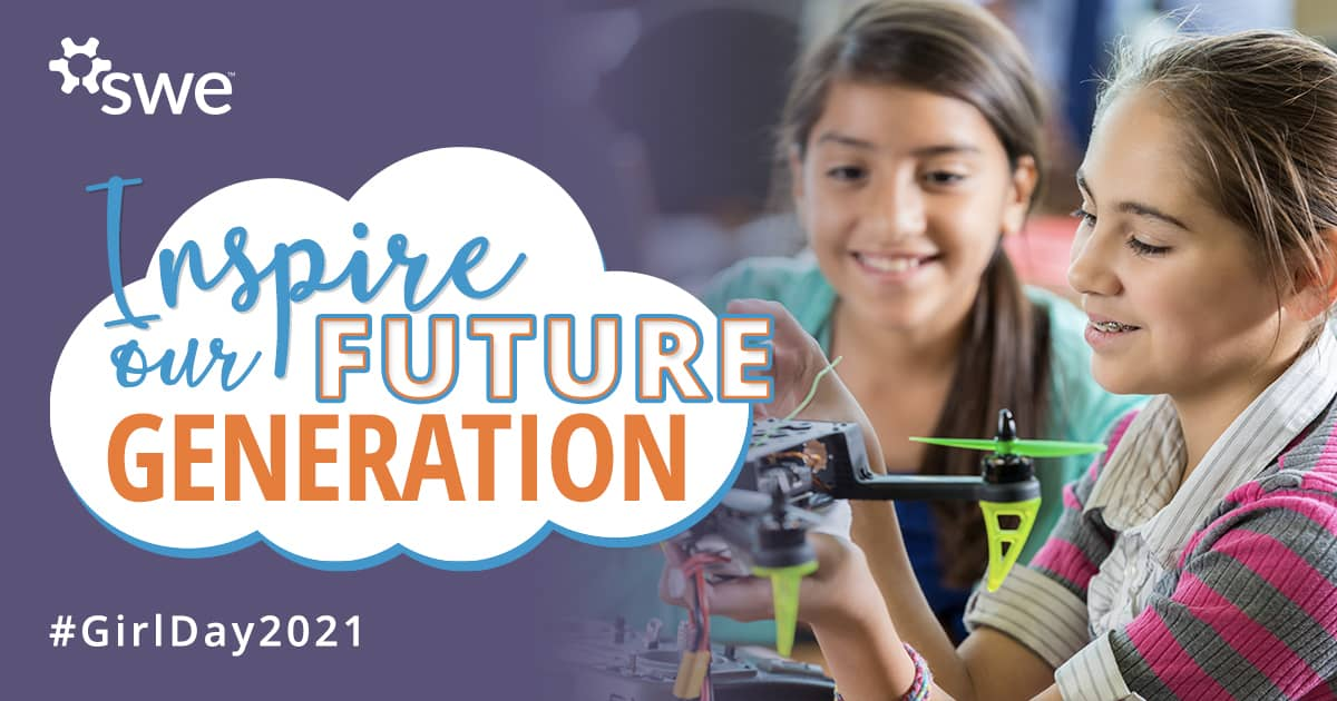 Featured image for 4 Easy Ways to Engage Girls in Engineering on Girl Day, 2021