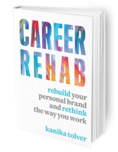 Career Rehab, a book by Kanika Tolver