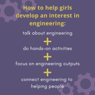 4 Easy Ways to Engage Girls in Engineering on Girl Day, 2021 girl day