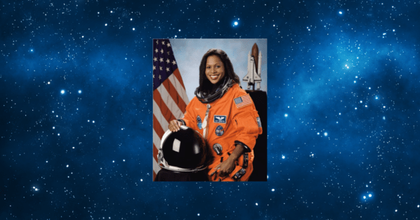 """Celebrate """"introduce A Girl To Engineering Day"""" With A Female Astronaut!"""
