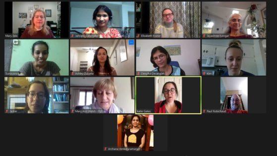 SWE Chennai and SWE Pittsburgh virtual meeting