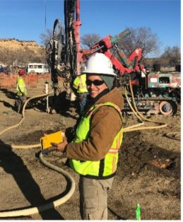 A Day in the Life of Mining Engineer Meghan mining