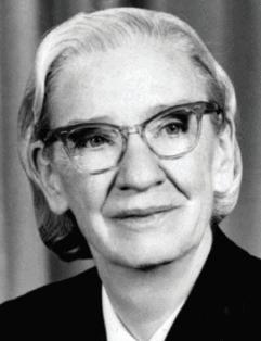 Grace Murray Hopper, Ph.D.