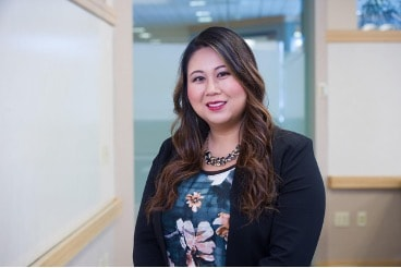 Irene - an engineering management graduate