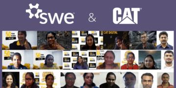 SWE Chennai Affiliate Hosts Virtual Caterpillar Industrial Visit Caterpillar