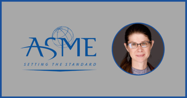 SWE Member Dr. Sara Wheeland Named 'The ASME Lakshmi Singh Early Career Leadership Award' Recipient - Sara Wheeland
