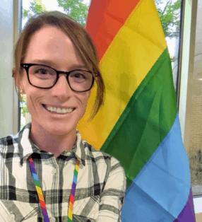 SWE Community Spotlight: LGBTQ+ and Allies Affinity Group LGBTQ+ and allies affinity group