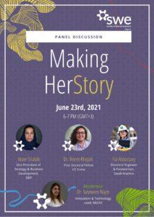 Evento SWE Making Herstory - INWED