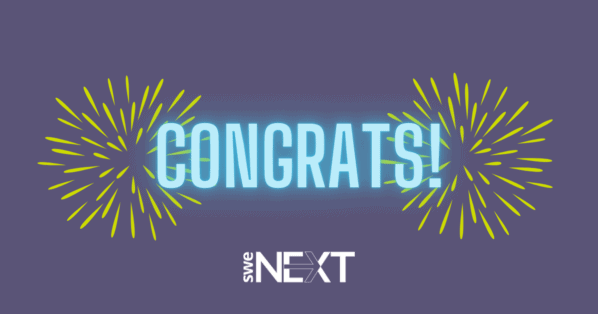 Congrats to All SWENext Clubs Who Won the SWEet Creation Challenge This Past Spring! - SWEet creation challenge