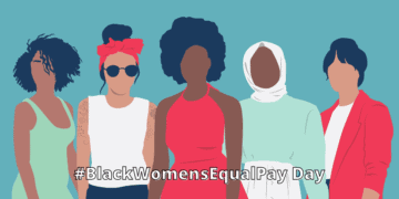 Demand Equal Pay for Black Women