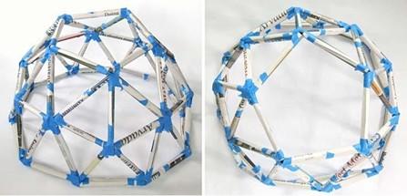 Figure 12 geodesic dome