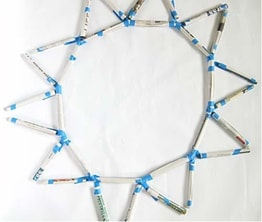 Figure 8 geodesicdome