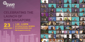 Celebrating the Launch of the SWE Singapore Affiliate on International Women in Engineering Day