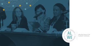 Register Now! SWE's Academic Leadership for Women Engineers (ALWE) program