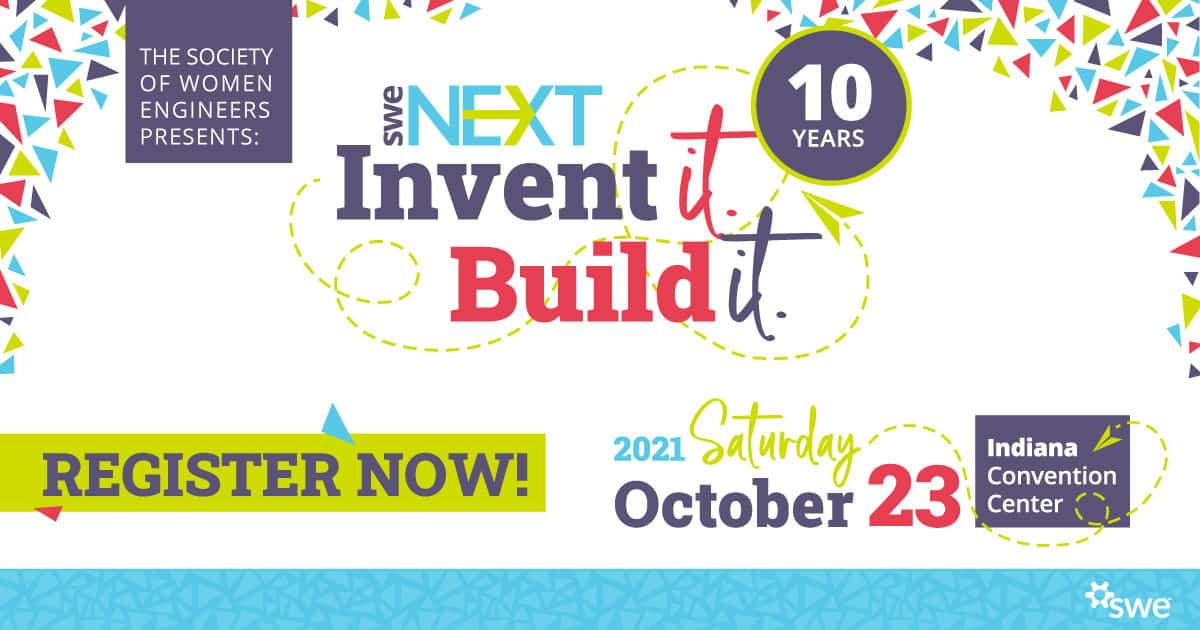 SWENexters: Get Inspired at WE21! -