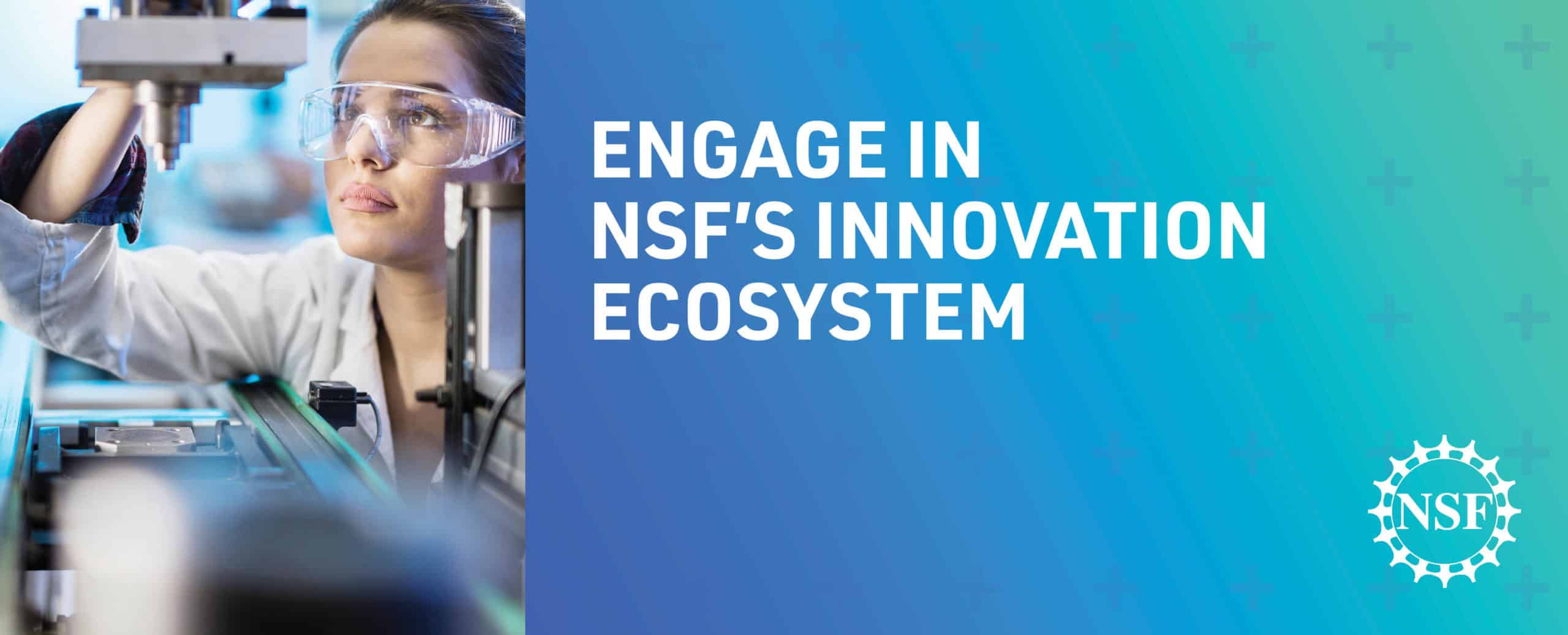 Get Engaged in NSF's Innovation Network -