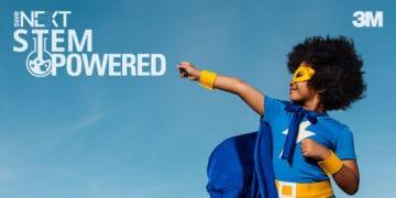 3Mers Inspire Next Generation of STEM Superheroes