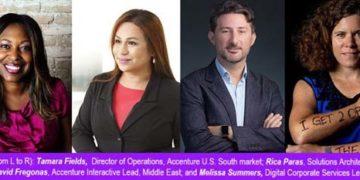 Accenture employees