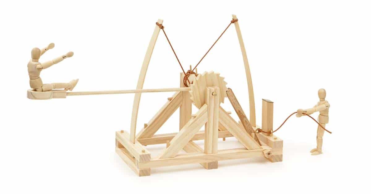 Hands-On Engineering Activity: Build A Mini Trebuchet -
