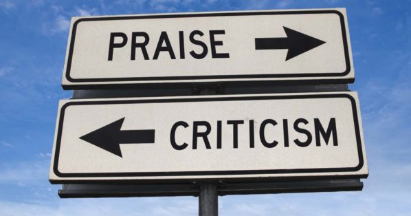 Learning Constructive Criticism for Healthy Communication at Work -