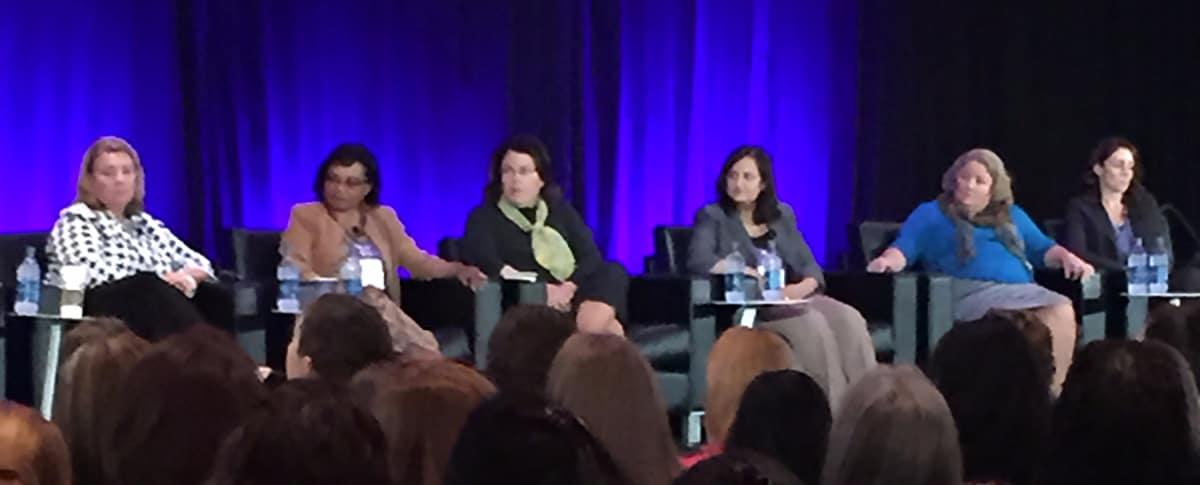 WE15, Plenary, Society of Women Engineers