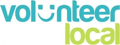 VolunteerLocal - logo stacked