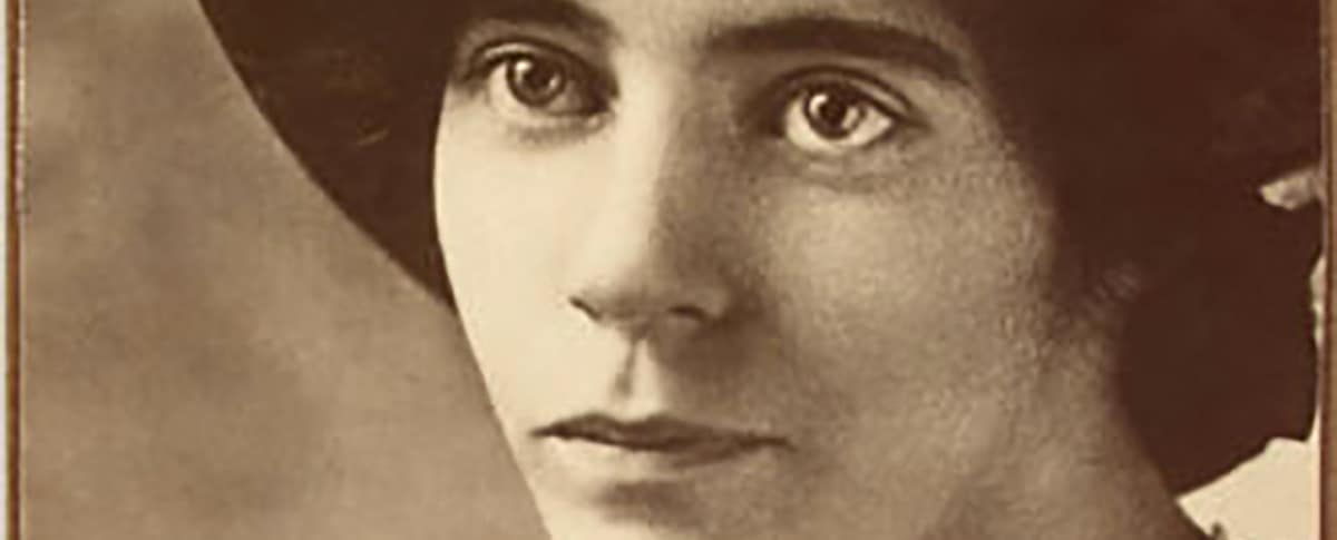 Alice Paul - 1914- First and Only Chairman - Congressional Union