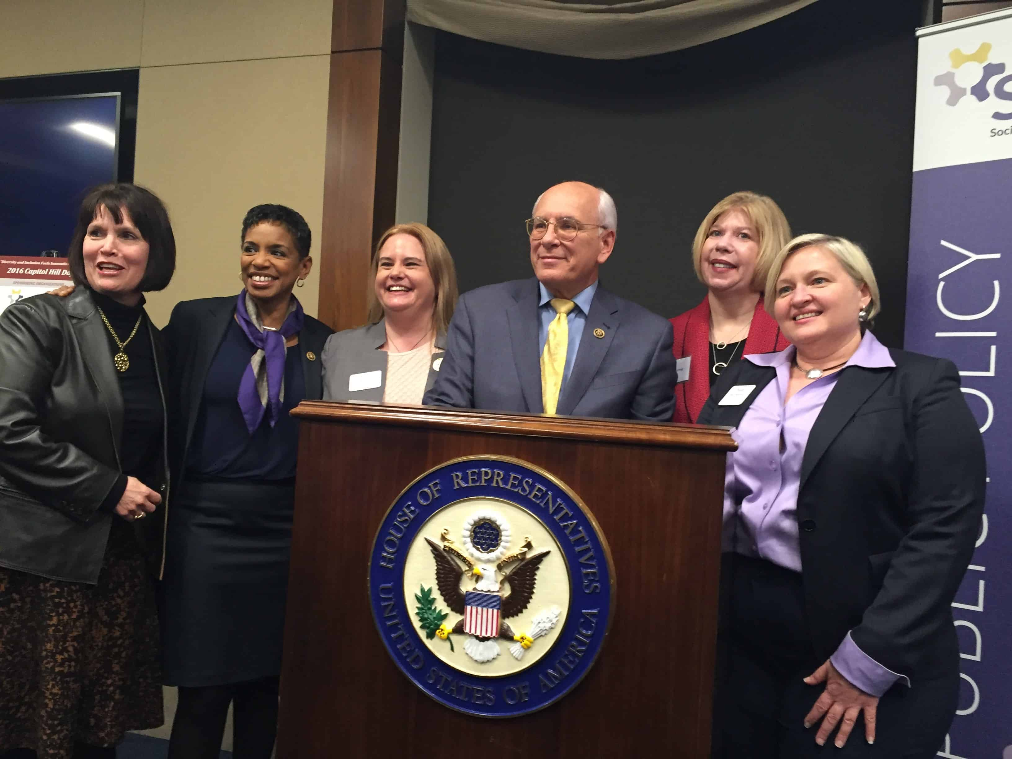 Society of Women Engineers, Congressional Reception, Capitol Hill Day